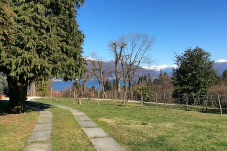 nice room close to the lake - Castelveccana