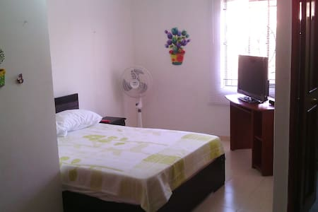 Simple and comfortable room - Barranquilla