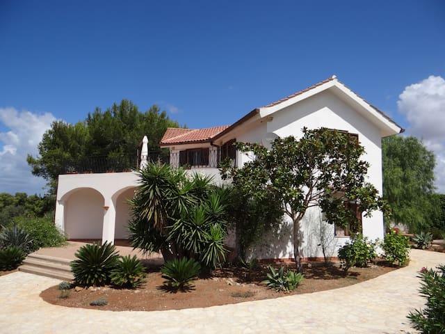 Delightful country house - Trapani - Cabane