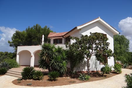 Delightful country house - Trapani