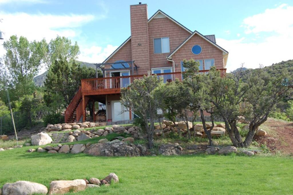 Pine valley utah cabin chalet in affitto a pine valley for Cabin rentals vicino a brian head utah