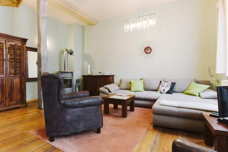 Feriendomizil Alter Garten - Wohnung 1