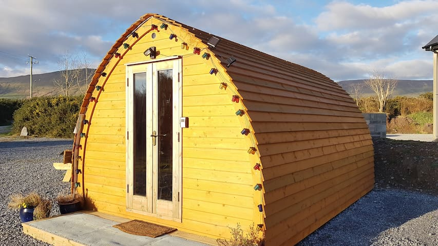 Dingle Way Glamping Pod
