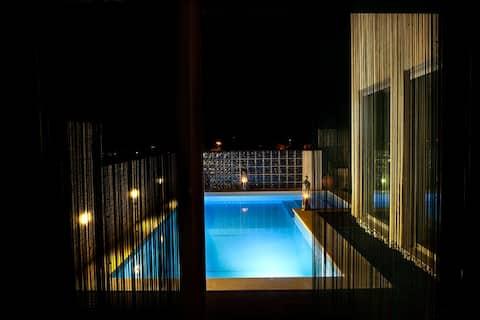 Villa de luxe Natation - 6 personnes