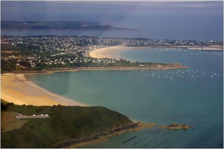 Pointe du Bay, Plage Pen Guen, Grande Plage Saint Cast