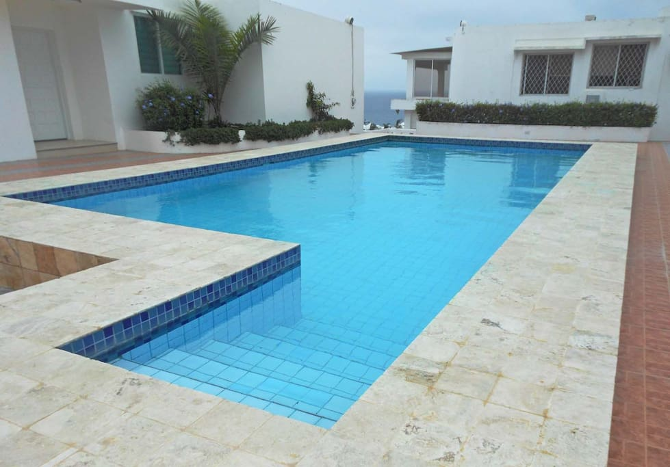 SHARED POOL WITH ONLY 3 OTHER VILLAS