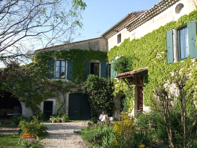 Chez Odette - Saint-Marcel-lès-Sauzet - Pension