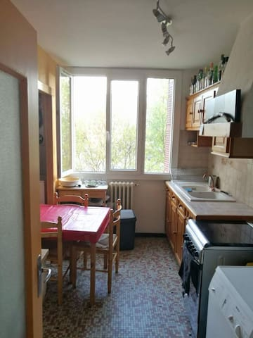 T1 de 25 m2 tout confort - Saint-Martin-d'Hères - Leilighet