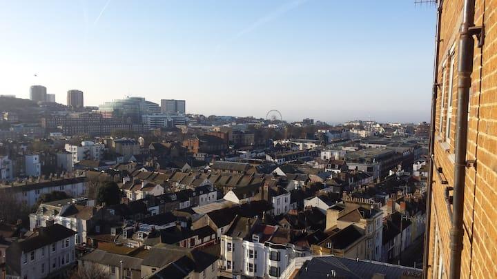 Stunning views Central Brighton