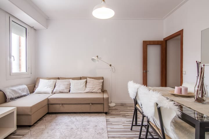 New Charming nordic apt up to 6pax