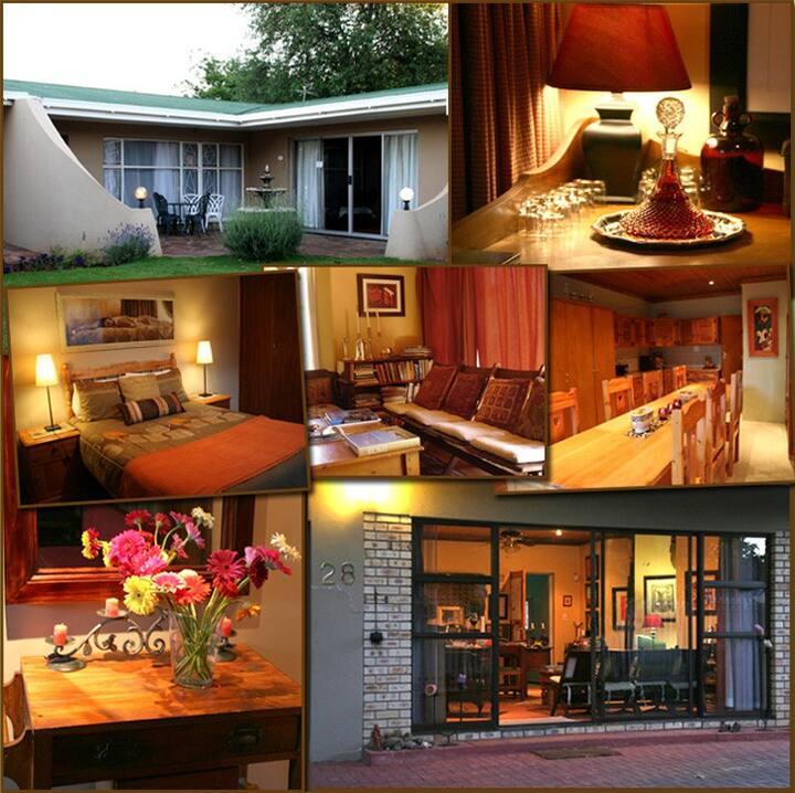 MAGRIETJIE Guest Home/Ntlo ya Baeti