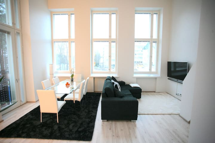 Hipster-approved brand new Loft apartment - Helsinque - Loft
