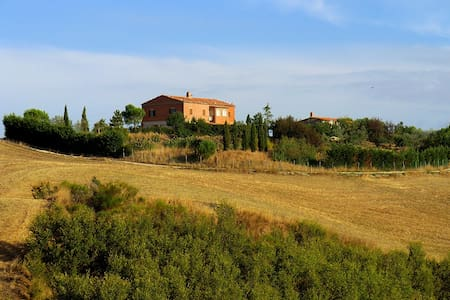"Apartment in ""Crete senesi"" country - Asciano - Apartment"