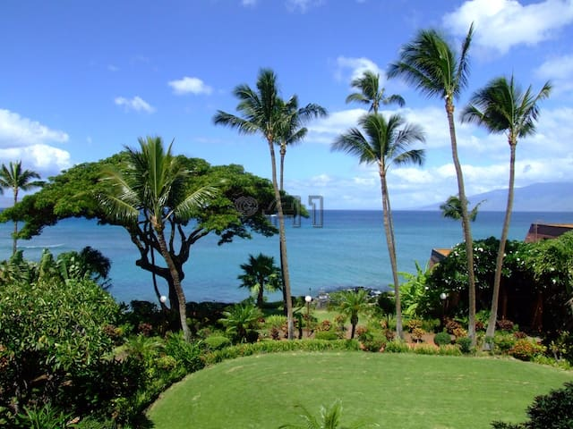 Beachfront Apartment Lahaina, Maui