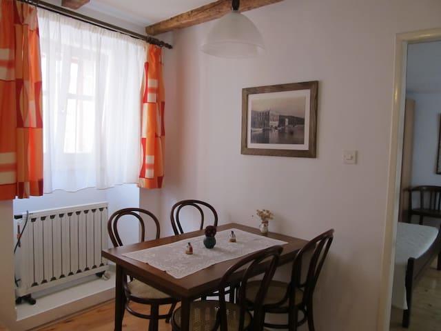 Cozy and quiet apartment in Cres - Cres - Lejlighed