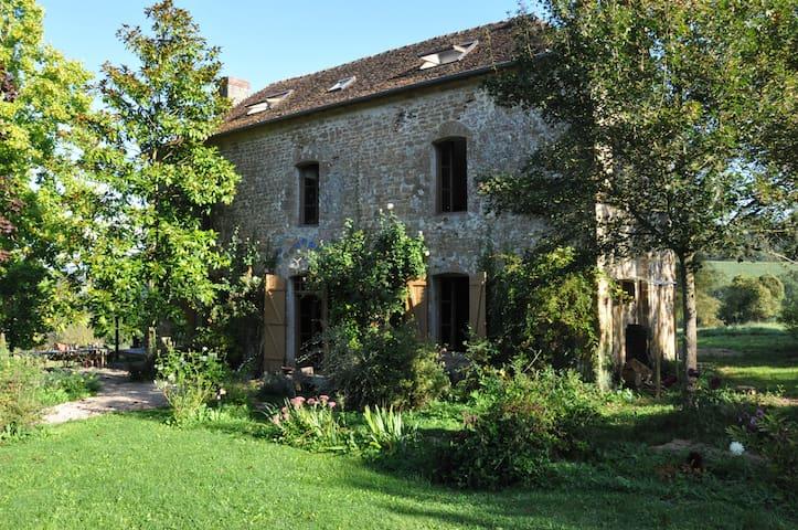 Maison au coeur du bocage normand - Roiville - House
