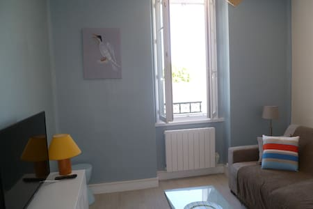 Charmant appartement au coeur de Cabourg - Cabourg - Wohnung