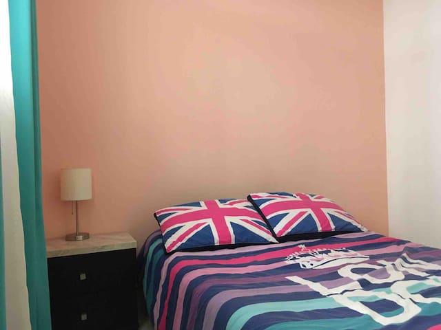 Cozy spacious room