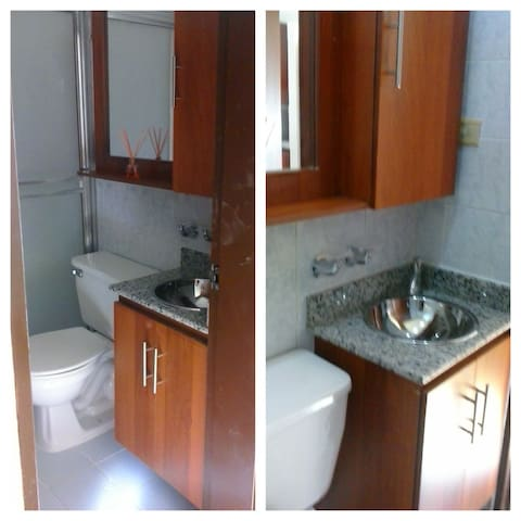 Renta de habitaciones  - Medellin - Hus