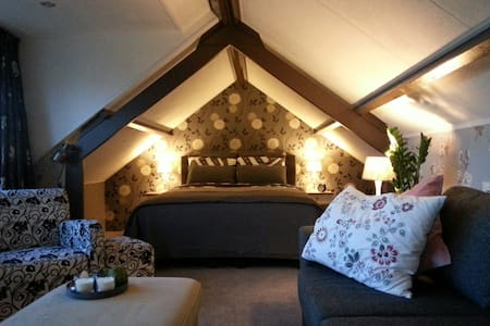 Lovely Guesthouse / B&B Romsicht - Franeker - Bed & Breakfast