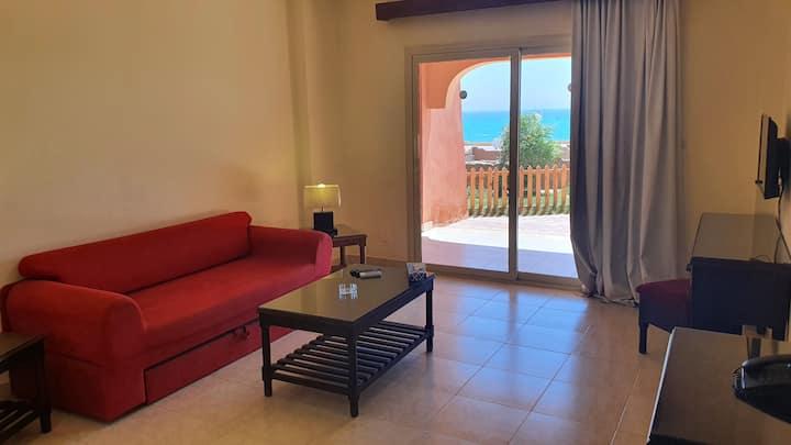 Sea View Apartment Fanar De Luna Ain Sokhna (102)