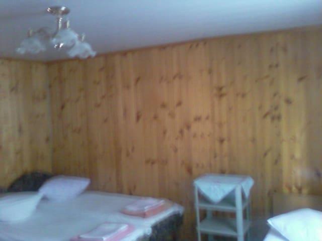 Уютные комнаты в Москве - Москва - Rumah