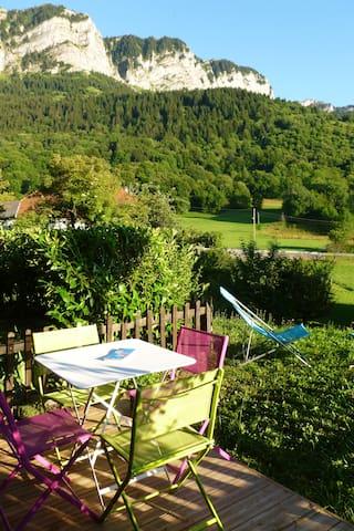 Petit Cocon entre Lac & Montagnes - Thollon-les-Mémises - Apto. en complejo residencial