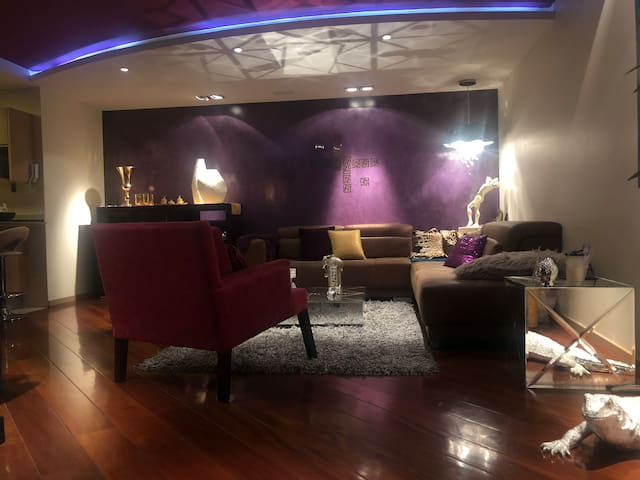 POP ART design Apartment