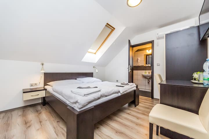 Hotel & Restaurant - double room - Prague