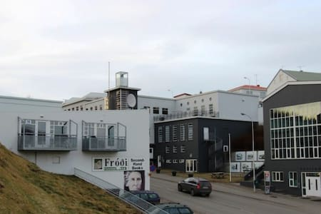 Apartment/Akureyri/Top location!