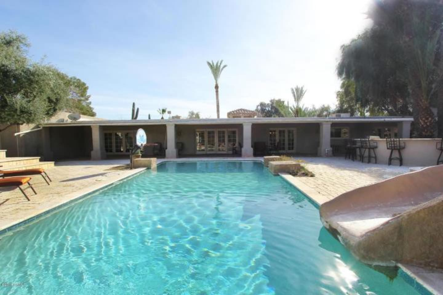 Book your own private resort in heart  of Scottsdale