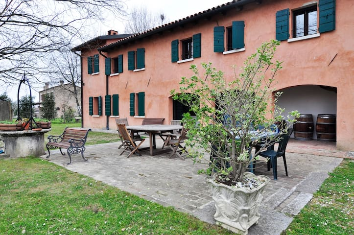 Amazing country house near Venice - Chiarano - Dom