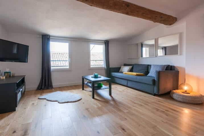 ★ Stylish Loft in the Heart of Old Town ★