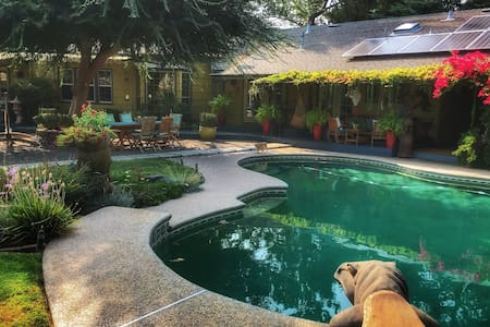 Heavenly Garden Retreat&Pool |  Clean Safe Private