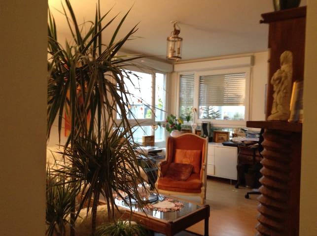 Une belle chambre dans 3 pièces neuf. - Créteil - Appartement en résidence