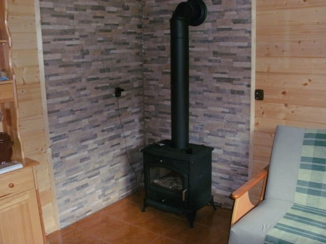 Drewniana chatka w górach. D2 - Ślemień - Xalet