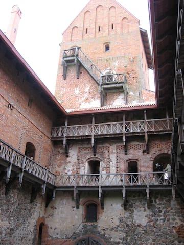 Trakay castle
