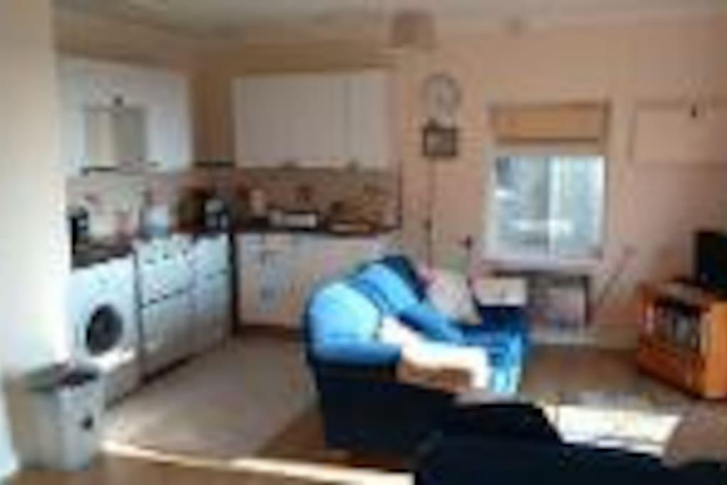 Kitchenette/lounge