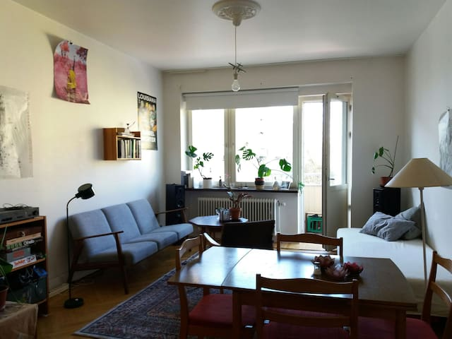 Cozy two room apt in the heart of Malmö's culture - Мальме - Квартира