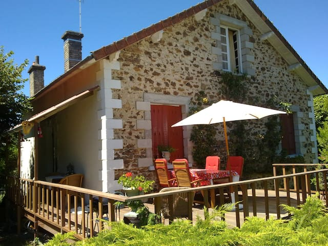 La maison de vacance - Bujaleuf