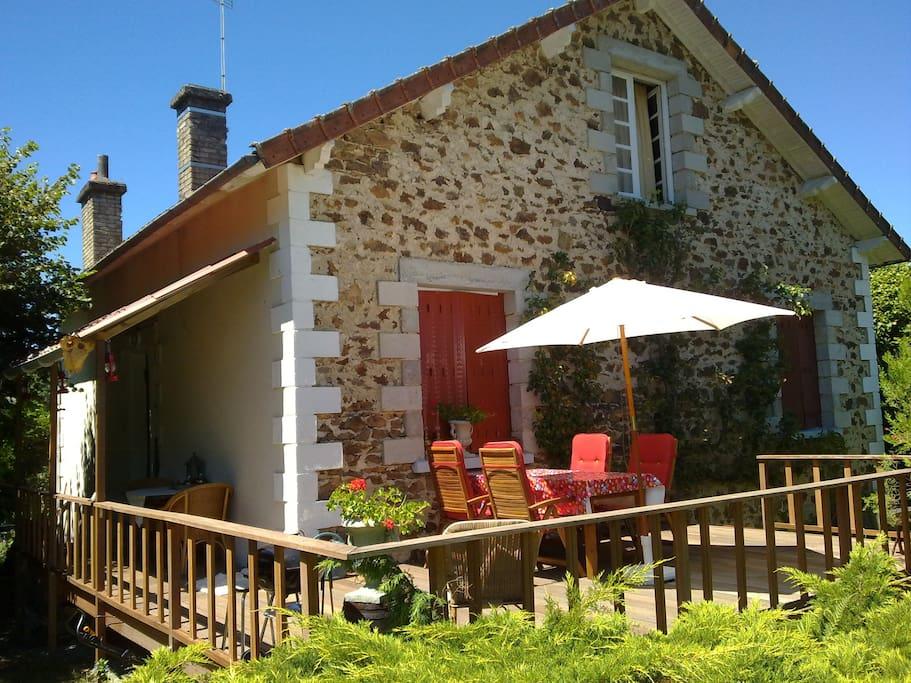 La maison de vacance maisons louer bujaleuf - Magnifique maison avec vue la laguna beach ...