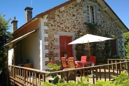 La maison de vacance - Bujaleuf - Cabane