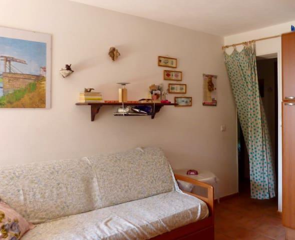 Affitto appartamento vista mare in Corsica - Linguizzetta - Leilighet