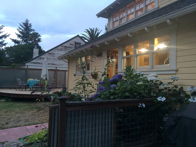 Urban Farm House - Sebastopol - House