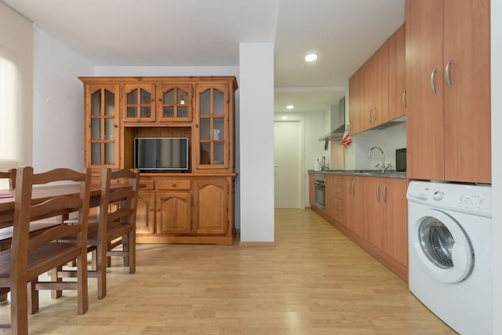 IMPECABLE y bien equipado ! - Guardiola de Berguedà - Apartment