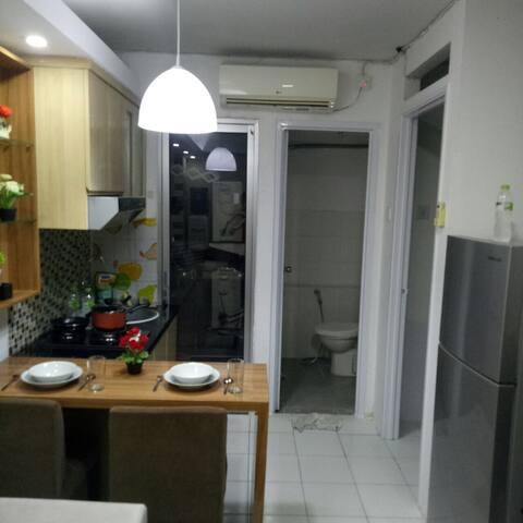 Kalibata apartemen