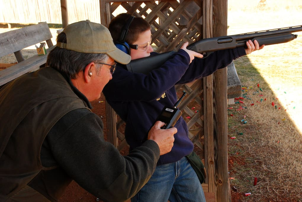 Sporting Clays Course, American Skeet, Paintball and 5 Stand Available