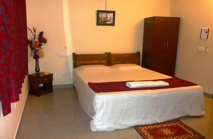 Le Ciel Home Stay,Near Auroville,Pondicherry-NonAC - IN - Appartement
