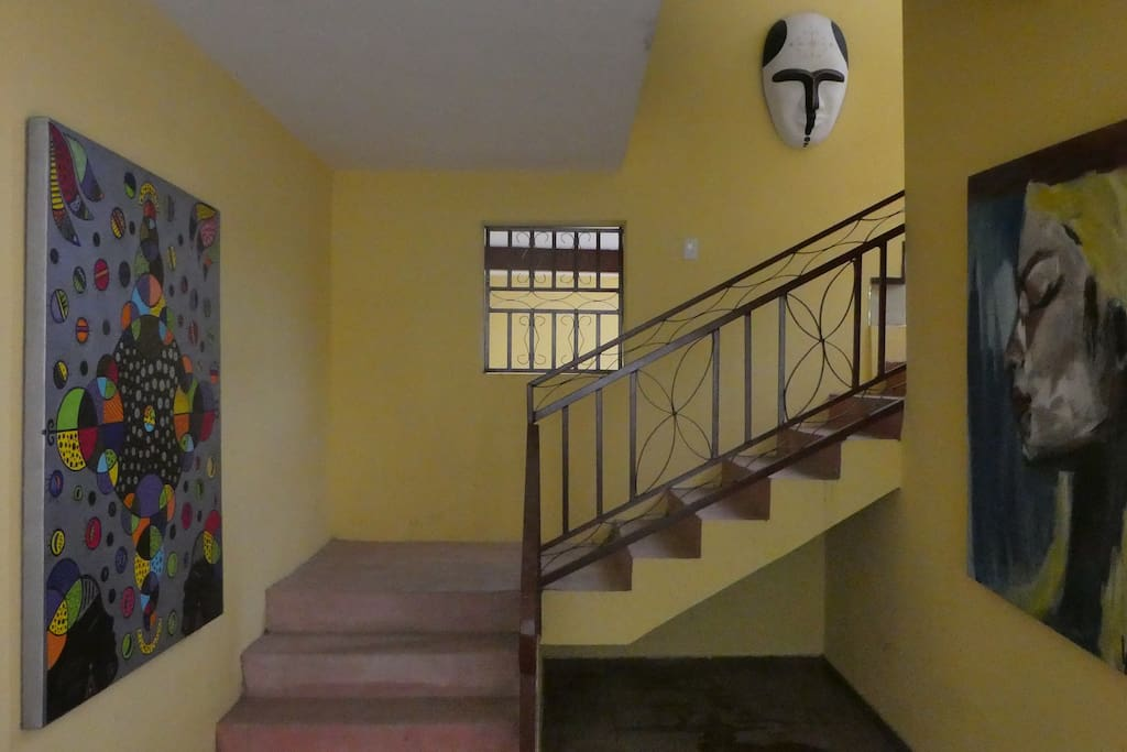 Entry way (Ground Floor)