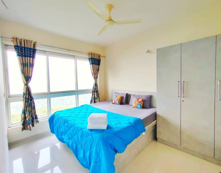 RIO 2 BHK Apartment with pool